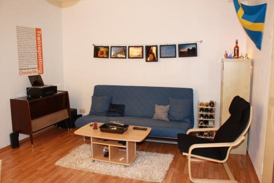 helle 2 zimmerwohnung in der innenstadt wohnung in aachen aachen. Black Bedroom Furniture Sets. Home Design Ideas