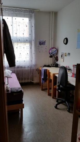 m bliertes 1 zimmer apartment im studentenwohnheim ulmenweg 1 zimmer wohnung in mannheim. Black Bedroom Furniture Sets. Home Design Ideas