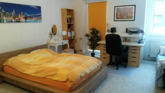 1 zimmer wohnung m bliert zentral 1 zimmer wohnung in osnabr ck innenstadt. Black Bedroom Furniture Sets. Home Design Ideas