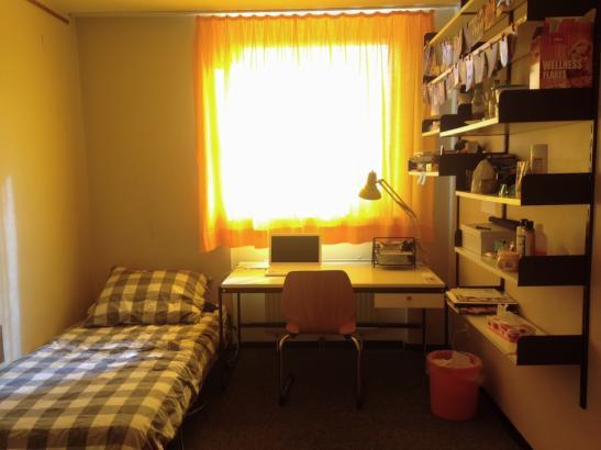 Zimmer in Hermann Ehlers Haus 1 Zimmer Wohnung in