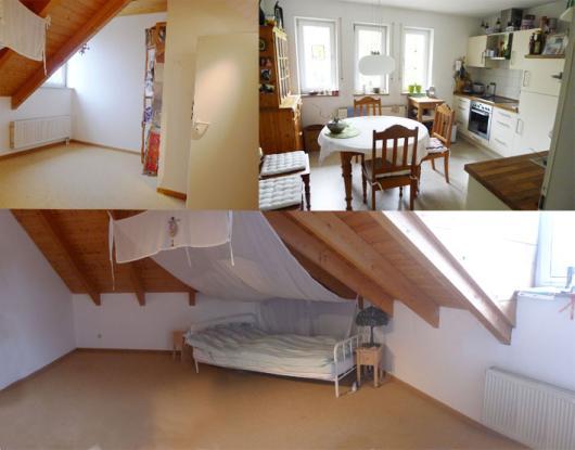 18qm gem tliches dachgeschosszimmer zu vermieten zentrale lage wohngemeinschaft in rosenheim. Black Bedroom Furniture Sets. Home Design Ideas