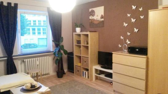 sch ne 1 zimmer wohnung direkt im zentrum 1 zimmer wohnung in bremen altstadt. Black Bedroom Furniture Sets. Home Design Ideas