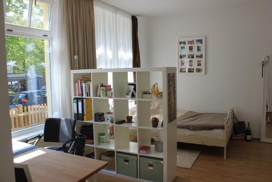 Helle zentrale 1 Zimmer Wohnung mit Terrasse zur Zwischenmiete - 1-Zimmer-Wohnung in Ilmenau ...