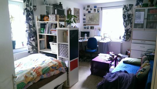 wg zimmer 26m in knallerwg in sch ner gegend wohngemeinschaften in oldenburg osternburg. Black Bedroom Furniture Sets. Home Design Ideas