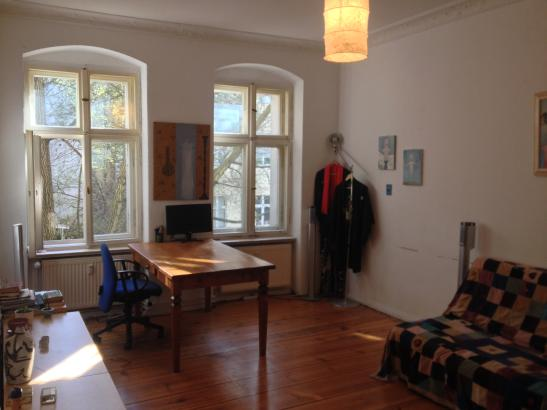 sehr sch ne wohnung in berlin prenzlauerberg 2 zimmer wohnung in berlin prenzlauer berg. Black Bedroom Furniture Sets. Home Design Ideas