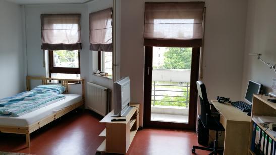 studenten appartement in studentenwohnheim 1 zimmer wohnung in mannheim schwetzingerstadt. Black Bedroom Furniture Sets. Home Design Ideas