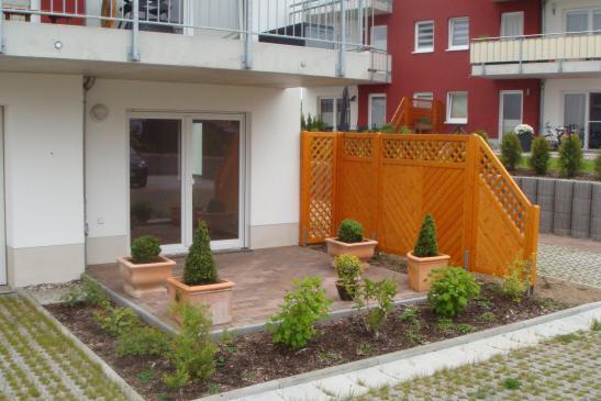 altersgerechte 3 raum wohnung im erdgescho mit terrasse wohnung in rostock reutershagen. Black Bedroom Furniture Sets. Home Design Ideas