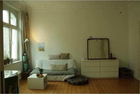 sch ne wg geeignete 3 zimmer altbauwohnung in dortmund mitte wohnung in dortmund mitte. Black Bedroom Furniture Sets. Home Design Ideas
