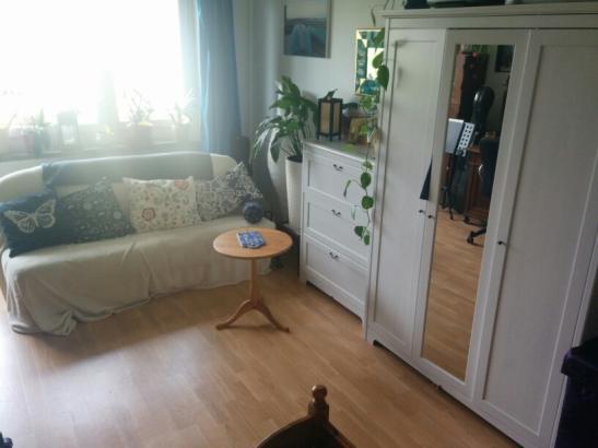 m bliertes 20 qm zimmer zur untermiete in 3er wg november dez zimmer m bliert dresden. Black Bedroom Furniture Sets. Home Design Ideas