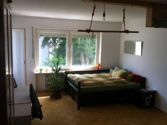 m beliertes 25qm zimmer in netter 3er wg wohngemeinschaften in rosenheim m bliert rosenheim. Black Bedroom Furniture Sets. Home Design Ideas