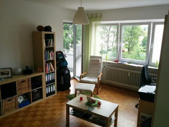 sch nes helles 20 m gro es wg zimmer in fh n he wohngemeinschaften rosenheim. Black Bedroom Furniture Sets. Home Design Ideas