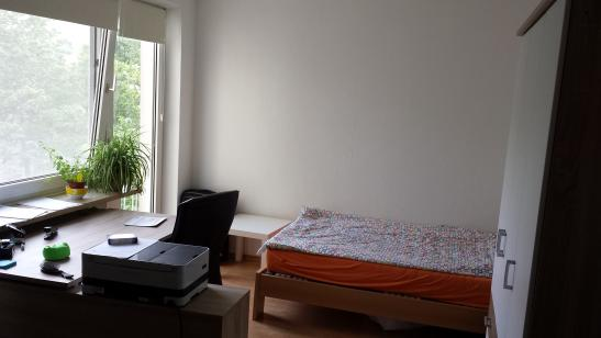 m bliertes 17m zimmer auf zeit zimmer m bliert ingolstadt nord west. Black Bedroom Furniture Sets. Home Design Ideas