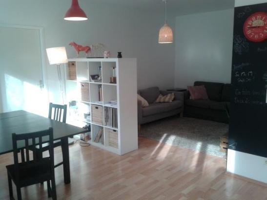 wohnung mit 60 qm garten gartenm beln und gem tlichem. Black Bedroom Furniture Sets. Home Design Ideas
