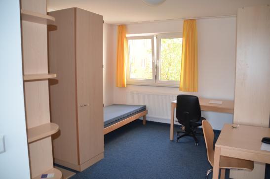 Einzelappartement Im Wohnheim Wallstr Zwischenmiete