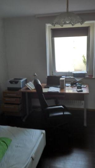 2 zimmer plus k chenzeile direkt am bahnhof neu ulm 1 zimmer wohnung in neu ulm stadtmitte. Black Bedroom Furniture Sets. Home Design Ideas