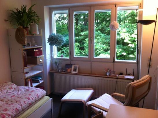 1 zimmer wohnung in studentenwohnheim zur zwischenmiete nur an studenten 1 zimmer wohnung in. Black Bedroom Furniture Sets. Home Design Ideas