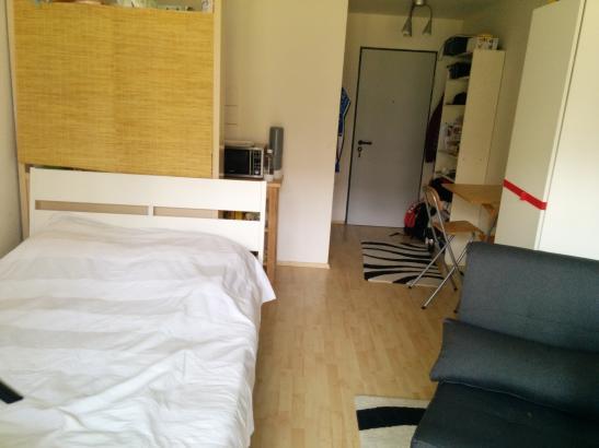 25 m 1 zimmer wohnung zentral und uninah 1 zimmer wohnung in k ln neustadt s d. Black Bedroom Furniture Sets. Home Design Ideas