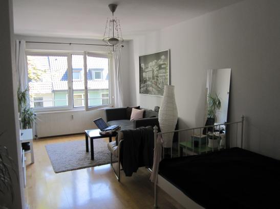 sch ne und helle 1 zimmerwohung in der s dstadt zur. Black Bedroom Furniture Sets. Home Design Ideas