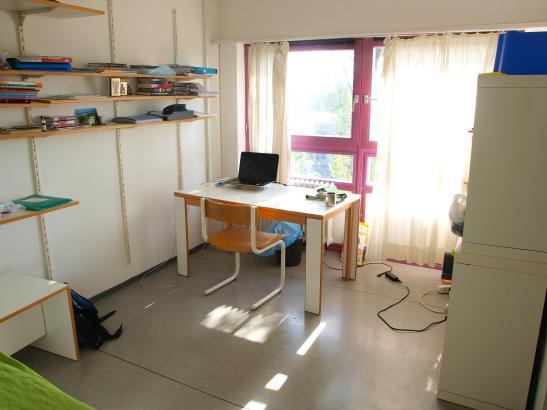 Zimmer in einem studentenwohnheim zu untermieten 1 for 1 zimmer wohnung in munchen