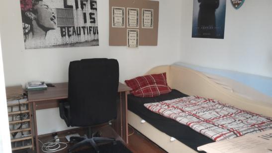 g nstige 1 zimmer wohnung in super lage ohne provision wm 350 1 zimmer wohnung in m nchen. Black Bedroom Furniture Sets. Home Design Ideas