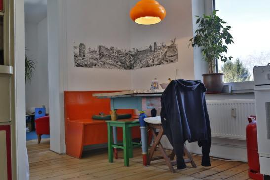altbau maisonette whg 6 wochen dez jan wohnung in k ln m lheim. Black Bedroom Furniture Sets. Home Design Ideas