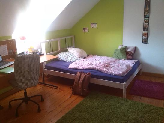 m biliertes 16 qm gro es zimmer in gem tlicher 2er wg innstadt m bliertes wg zimmer passau. Black Bedroom Furniture Sets. Home Design Ideas