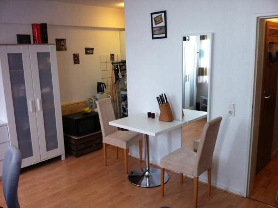 m blierte 25 m 1 zimmer wohnung im belgischen viertel 1. Black Bedroom Furniture Sets. Home Design Ideas