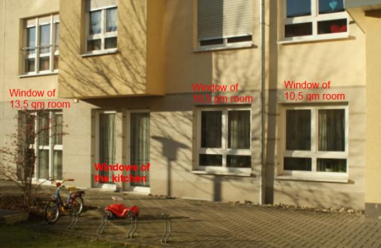 92 qm wohnung 25 qm wohnzimmer mit 2 b dern am for 8 qm wohnzimmer