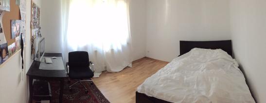 m bliertes zimmer in sch ner 2er wg tolle lage wg. Black Bedroom Furniture Sets. Home Design Ideas