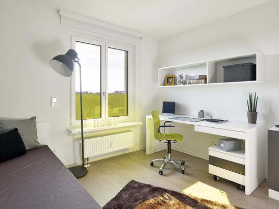 1 zimmer wohnung geeignet f r studenten 1 zimmer wohnung in m nchen obersendling. Black Bedroom Furniture Sets. Home Design Ideas