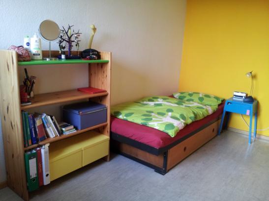 m bliertes 12qm zimmer in 2er wg der stusie 248 euro warmmiete zimmer m bliert freiburg im. Black Bedroom Furniture Sets. Home Design Ideas