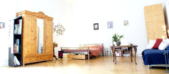 sch nes zimmer im akazienkiez f r kurze zeit zur untermiete wg zimmer in berlin sch neberg. Black Bedroom Furniture Sets. Home Design Ideas