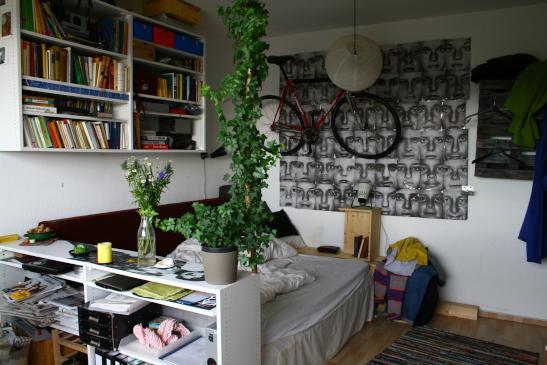 g nstige 1 raumwohnung 1 zimmer wohnung in dresden gorbitz. Black Bedroom Furniture Sets. Home Design Ideas