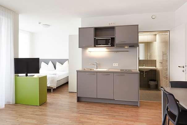 g nstige wohnung in erfurt 1 zimmer wohnung in erfurt erfurt altstadt. Black Bedroom Furniture Sets. Home Design Ideas