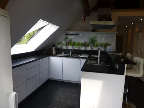 Emejing Küchen Für Dachgeschosswohnungen Contemporary