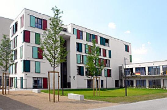 eckzimmer im k3 wohnheim 1 zimmer wohnung in mainz bretzenheim. Black Bedroom Furniture Sets. Home Design Ideas