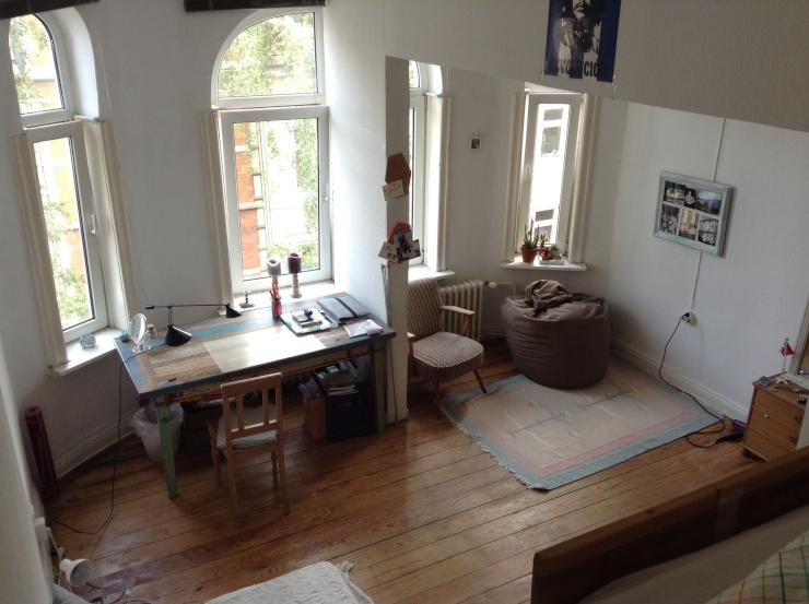zimmer zur zwischenmiete uni nah m blierte wg kiel brunswik. Black Bedroom Furniture Sets. Home Design Ideas
