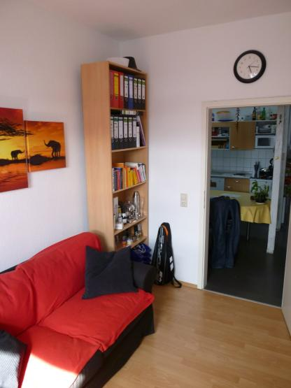 studenten wg sucht mitbewohner wg zimmer in karlsruhe. Black Bedroom Furniture Sets. Home Design Ideas