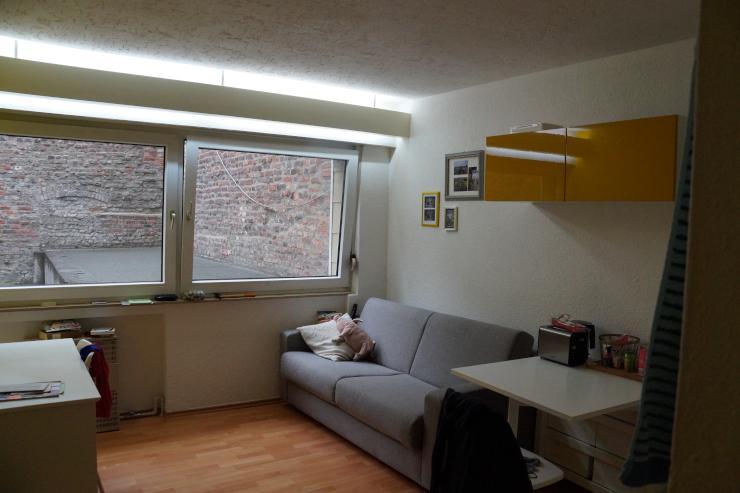 1 zimmer wohnung in unin he 1 zimmer wohnung in aachen aachen. Black Bedroom Furniture Sets. Home Design Ideas