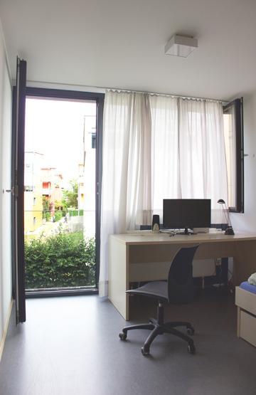apartment im studentenwohnheim prinz karl viertel 1 zimmer wohnung in augsburg hochfeld. Black Bedroom Furniture Sets. Home Design Ideas