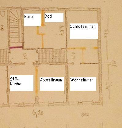hochwertige 4 zimmer wohnung wg mit gemeinschaftsk che wohnung in osnabr ck bramsche. Black Bedroom Furniture Sets. Home Design Ideas