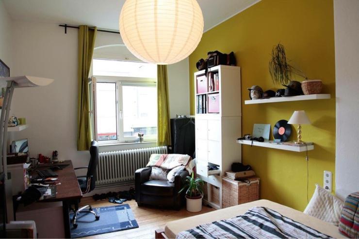 zimmer in geselliger 3er wg frei zimmer kassel s d. Black Bedroom Furniture Sets. Home Design Ideas
