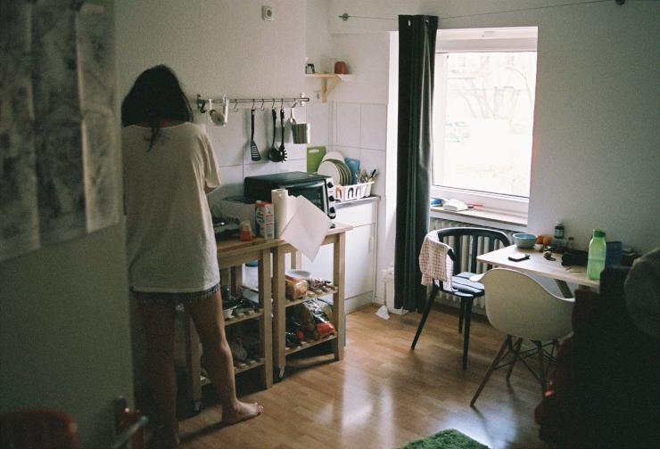 sch nes kleines appartement hbf uni nah hell sehr ruhig 1 zimmer wohnung in duisburg. Black Bedroom Furniture Sets. Home Design Ideas