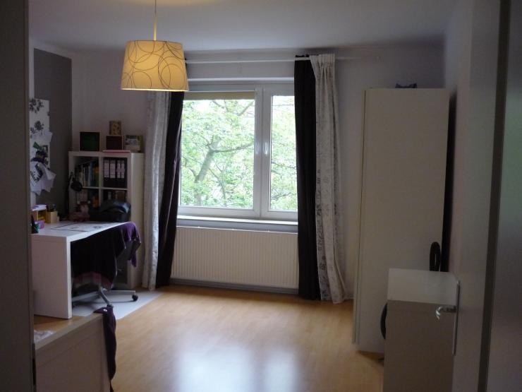 gro artiges 18qm wg zimmer frei wohngemeinschaft. Black Bedroom Furniture Sets. Home Design Ideas