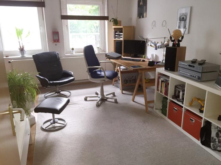 zentral wohnen in der nordstadt wohngemeinschaft in. Black Bedroom Furniture Sets. Home Design Ideas
