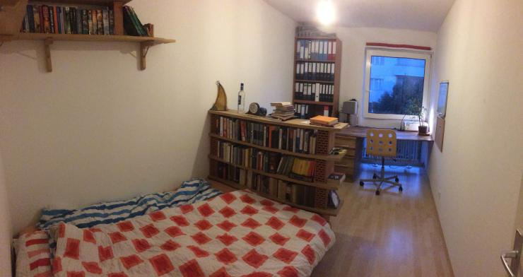 m bliertes zimmer in kreuzberg in 4er wg 343 euro suche wg berlin kreuzberg. Black Bedroom Furniture Sets. Home Design Ideas