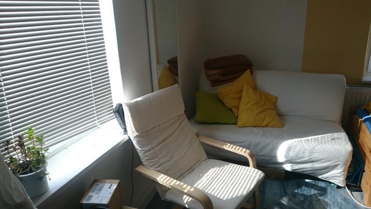 teilm bliertes helles und gro es zimmer 16m in super studenten wg wg zimmer in augsburg. Black Bedroom Furniture Sets. Home Design Ideas