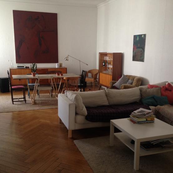 20 qm zimmer unm bliert in gro er sch ner charlottenburger altbau wohnung wg zimmer berlin. Black Bedroom Furniture Sets. Home Design Ideas