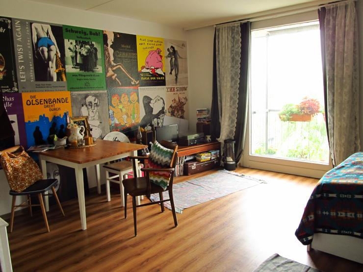 1 raum wohnung f r studenten in hannover 1 zimmer. Black Bedroom Furniture Sets. Home Design Ideas