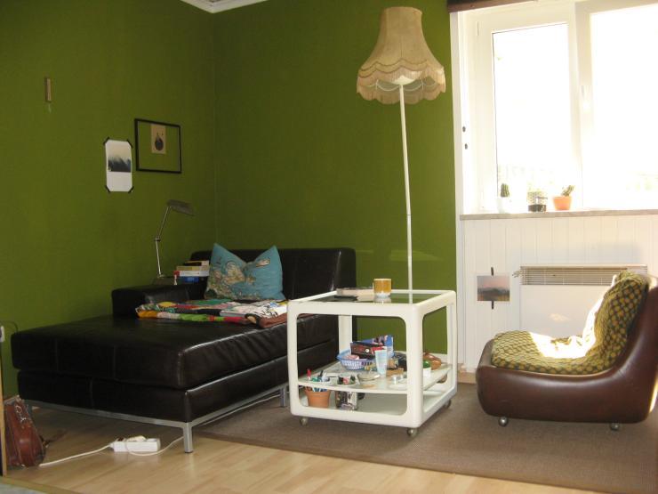 Ruhige Wohnung Mit Gartenzugang In Jena Ost